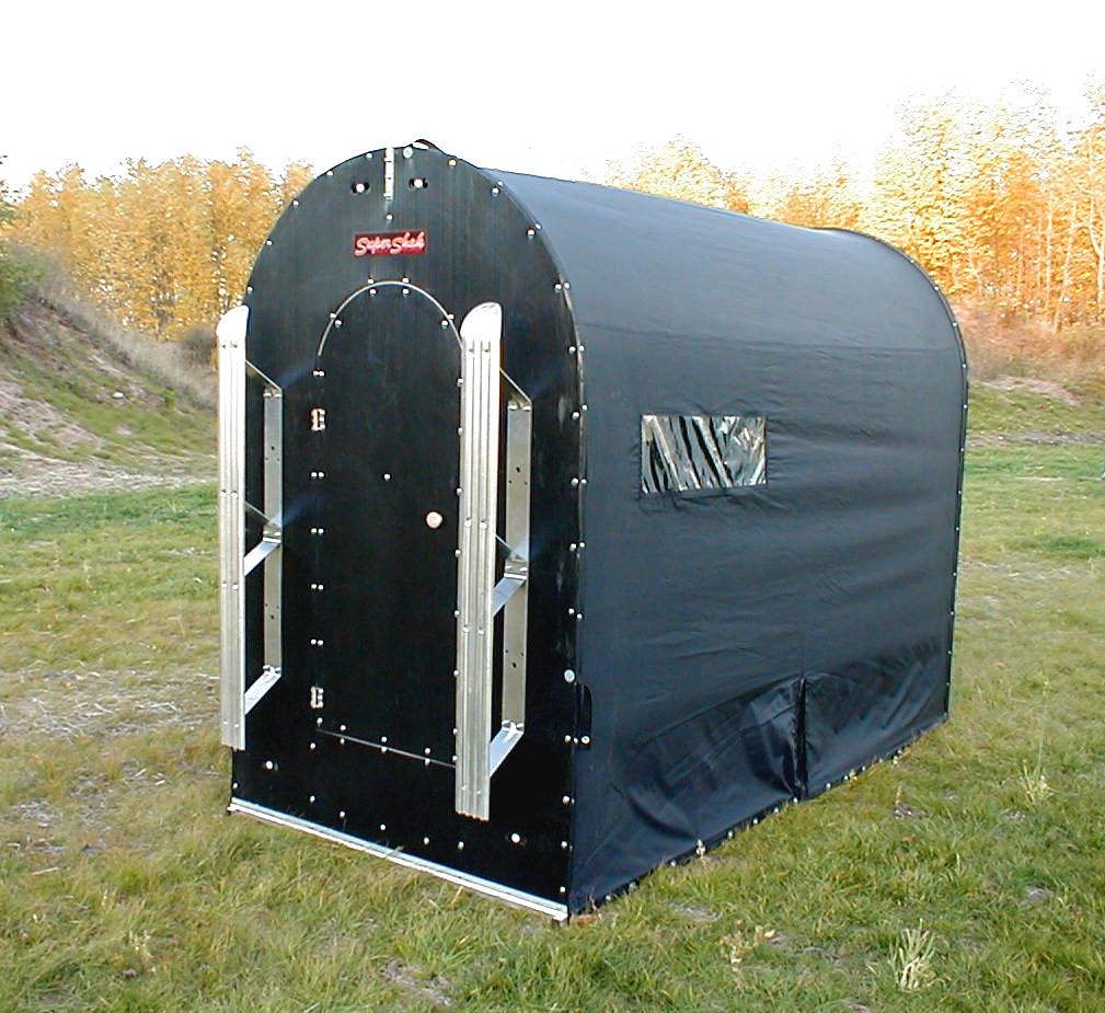 Personal Portable Shelter : Mechanical earl senchuk